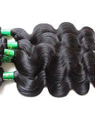 wholesale indian body wave virgin hair bundles 6pcs 600g lot top indian remy human hair weaves natural black color