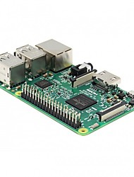 Frambuesa pi 3 modelo b cortex-a53 placa quad-core w / 1gb ram