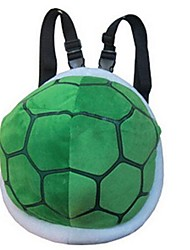 Kids Bags Winter Special Material Backpack with for Casual Traveling Sea Green