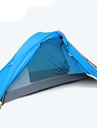 3-4 человека Аксессуары для палаток Двойная Палатка Складной тент Водонепроницаемость Дышащий Световой тент Ветроустойчивый 1500-2000 мм