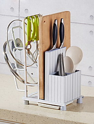 Space Aluminum Pan Cover Combination Multi - function Shelves