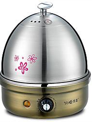 Eierkocher Doppel-Eierstöpsel Neuheiten für die Küche 220V Wasserdicht Multifunktion Niedlich