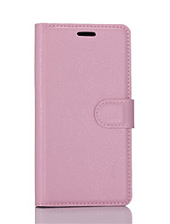 Para iPhone 8 iPhone 8 Plus iPhone 6 iPhone 6 Plus Carcasa Funda Cartera Soporte de Coche Flip Cuerpo Entero Funda Color sólido Dura