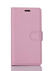 Назначение iPhone 8 iPhone 8 Plus iPhone 6 iPhone 6 Plus Чехлы панели Кошелек Бумажник для карт Флип Чехол Кейс для Сплошной цвет Твердый