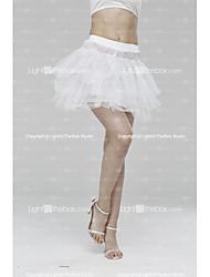 Slips Ball Gown Slip Short-Length Tulle