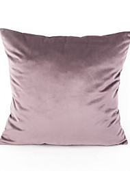 1 pcs Velvet Pillow Case Traditional/Classic