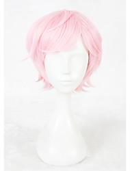 14inch Short Pink A3 Sakisaka Muku Wig Synthetic Party Hair Wig Anime Cosplay Wigs CS-336G