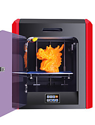 YITE 3D Printer Full Metal High Precision Assembled 3D Printer Build Volume 200x200x200mm Multifunction Plug and Play