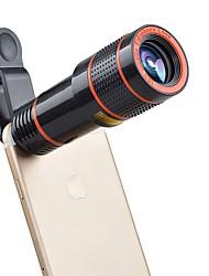 Apexel apl-12cx3 объектив для мобильного телефона 12x телефото 180 глаз для рыб 0,65x широкий угол 10x макросъемка внешней камеры