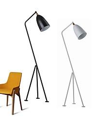 Minimalist Industrial Floor Lamp For Living Room Reading Lighting Loft Iron Triangle Floor Lamp