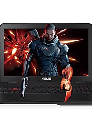 ASUS Notebook 15.6 polegadas Quad Core 4GB RAM 1TB disco rígido Windows 10 GTX960M 2GB