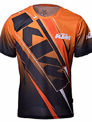 Motorcycle T - Shirt Short - Sleeved Quick - Drying Breathable Motorcycle Motorcycle Racing