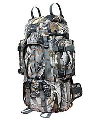 Unisex Borsa da palestra e borsone Nylon Per tutte le stagioni Uso professionale Campeggio e hiking Arrampicata Rotondi Cerniera Verde