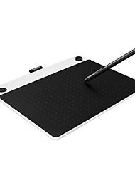 Wacom ctl690 графическая панель с беспроводным модулем 2048 уровень давления 2540 lpi графический планшет