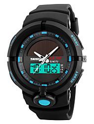 SKMEI Муж. Спортивные часы Армейские часы Модные часы Наручные часы Уникальный творческий часы электронные часы Японский Цифровой LED