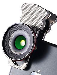 Cherllo 055r lentille de téléphone portable 20x macro lentille externe