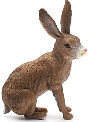 Animals Action Figures Rabbit Animals Teen Silicon Rubber Classic & Timeless High Quality
