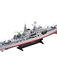 HT-2879 Военные корабли Пластик каналы 6 КМ / Ч