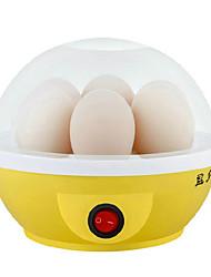 Egg Cooker Eggboilers simples Santé Léger et pratique Bruit faible Indicateur d'alimentation Détachable 220V