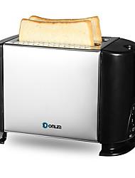 Máquinas Para Fazer Pão Torradeira Utensílios de Cozinha Inovadores 220VMultifunções Função de temporização Leve e conveniente Fofo Baixo
