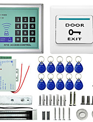 MJPT019 Access Control Suite Smart Access Control Card Password Access Control System ID Card 125KHZ