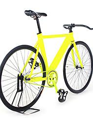 Bikes artes fixas Ciclismo Others 26 polegadas/700CC Freio em V Sem Amortecedor Quadro de Liga de Alumínio Sem AmortecedorPedal com