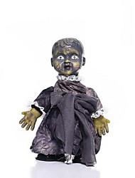 Halloween Cute Toy Doll Luminous Walking Ghost Baby Creative Decorative Items