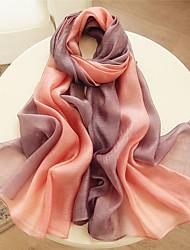 Для женщин Прямоугольная,Весна/осень Зима 90% Wool10% шелк тутового шелкопряда Пэчворк