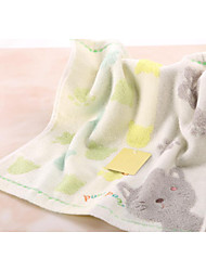 Essuie-mains,Animal Haute qualité 100% Coton Serviette
