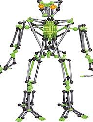 Kit de Bricolage Modèle d'affichage Blocs de Construction Jouet Educatif Robot Pour cadeau Blocs de Construction Bateau RobotPlastique