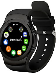 Smart Watch Etanche Pédomètres Sportif Ecran tactile Suivi de distance Information Mode Mains-Libres Contrôle des Messages Contrôle de