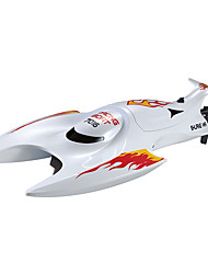 Shuang Ma 7016 2.4G 3CH Waterproof Racing Boat Ready to Run with Display Rack