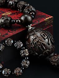 Diy pendentifs automobiles pendentifs de style bouddha de style chinois brave pendentif voiture de troupes&Ornements boisés