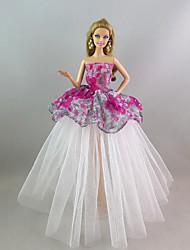 Принцесса Для Кукла Барби Для Девичий игрушки куклы