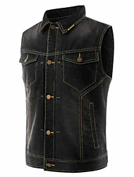 Scoyco JK57  Motorcycle Jacket Riding Cowboy Vest Motorcycle Garage Retro Vest Vest Male With Back