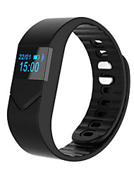 yym5 bracelet intelligent / montre intelligente / fréquence cardiaque étanche surveillance bracelet montre intelligente pédomètre