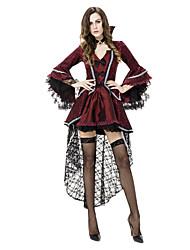 Costumes de Cosplay Bal Masqué Fête d'Octobre/Bière Cosplay Serveur / Serveuse Fête / Célébration Déguisement d'Halloween Autres Rétro