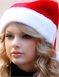 1шт рождество утолщение шерстяной капот партия поставок Рождество шляпу