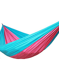 Single Double Drop Umbrella Hammock Light And Strong Load-Bearing Outdoor Swing Indoor Leisure