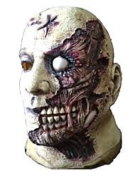 Pour Halloween Squelette/Crâne Esprit Zombie Monstre Cosplay Fête / Célébration Déguisement d'Halloween Autres Masque Halloween Carnaval
