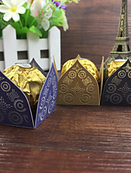 50pcs Chocolate Laser Cut Paper Candy Bars Birthday Decoration Kids Wedding Favors And Gifts Party Supplies.