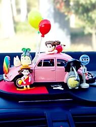 DIY Automotive Ornaments Fragrance Water Classic Car Beetle Toys Non-slip mats Buns Bows Car Pendant & Ornaments Metal Resin