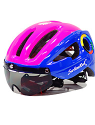 FTIIER  Bicycle Helmet Mountain Bike Helmet Road Helmet Outdoor Sports Protective Gear