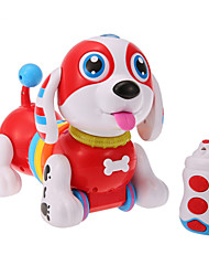 JJRC BB396 IR RC Smart Sausage Dog Sing Dance Walking Robot Dog Electronic Pet Educational Kids Toy
