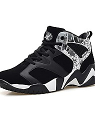 LEIBINDI®Casual Shoes Basketball Shoes Women's Men's Performance Leisure Sports Leather Faux Suede Basketball Picnic