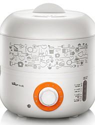 Egg Cooker Double Eggboilers Multifunction Creative Mini Style Low Noise Power light indicator Detachable Upright Design 220V