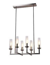 Moderno lampadario in camera da letto minimalista salotto