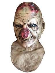 Costumes de Cosplay Pour Halloween Zombie Monstre Cosplay Fête / Célébration Déguisement d'Halloween Autres Masques Halloween Carnaval