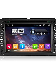 2 din capacitivo tcc lcd coche dvd player android 6.0 para gmc 2007-2013