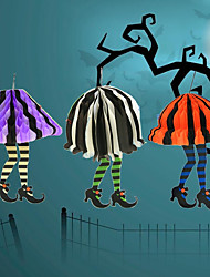 Magideal Funny Paper Princess Dress Honeycomb Ball Halloween Holiday Hanging Diy Decor Halloween Party Supplies30*23cm